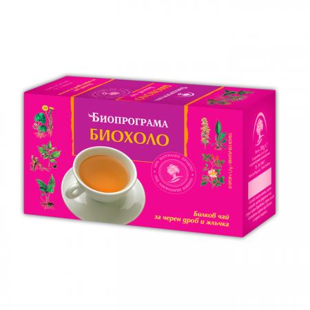 Чай биохоло-биопрограма