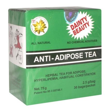 Китайски билков чай за отслабване-здраве от изтока