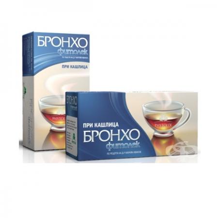 Чай бронхо-фитолек
