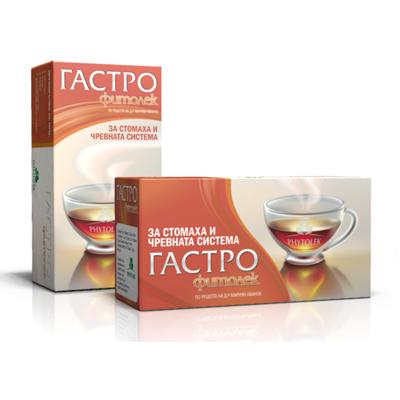 Чай гастро-фитолек