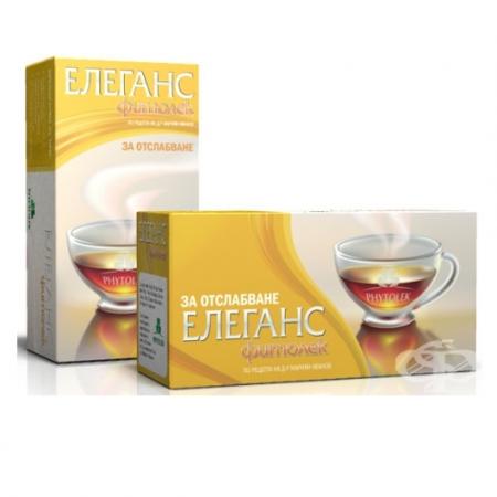 Чай елеганс-фитолек
