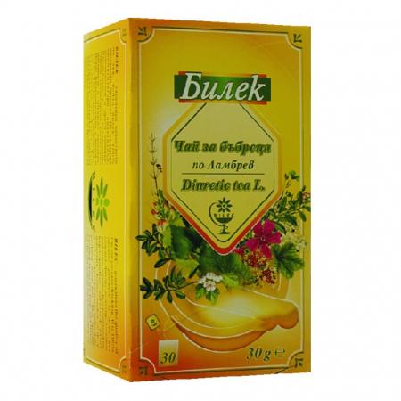 Чай за бъбреци по ламбрев-билек