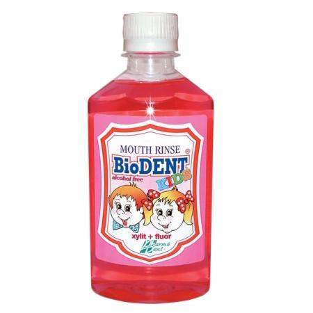 Биодент - Детска вода за уста 300 ml