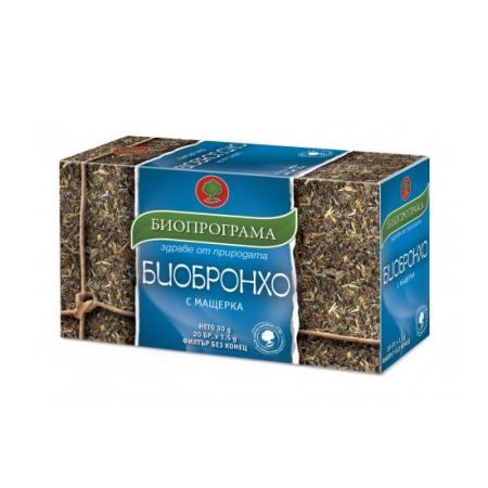 Чай биобронхо-биопрограма