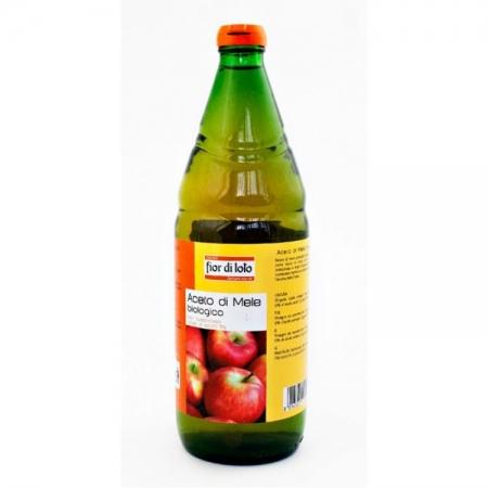 Био ябълков оцет Fior di loto - 750 мл.