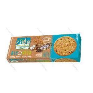 Бисквити с Лимец, Кокос и Какао зърна, 105 гр.