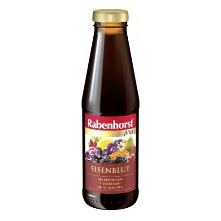 Натурален сок, обогатен на желязо и витамини 450 мл