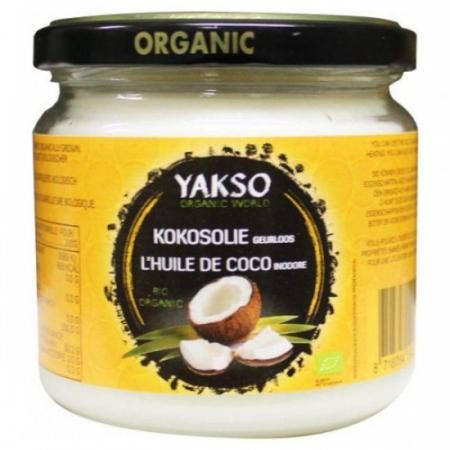 Био кокосова мазнина без аромат 320мл