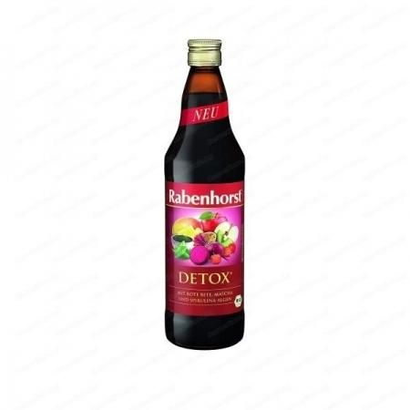 Био натурален сок Detox 750 мл
