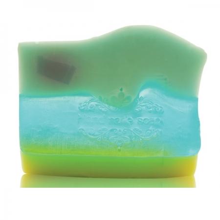 Ръчен глицеринов сапун Вълни 120гр.