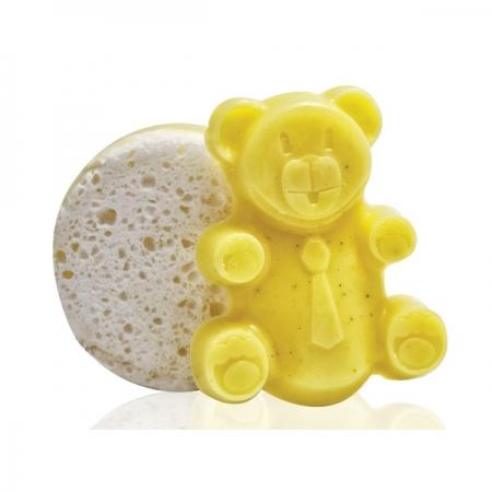 Детски глицеринов сапун Невен мечо 60гр.