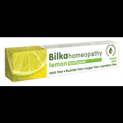 Билка хомеопати Паста за зъби с лимон 75мл.