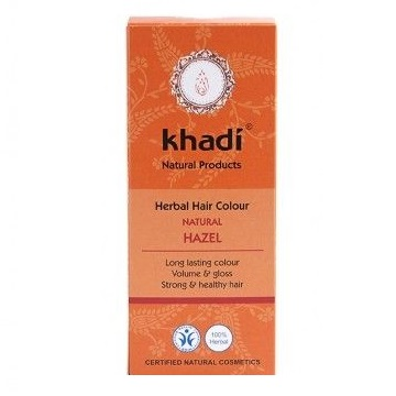Khadi Билкова боя за коса – лешник 100гр.