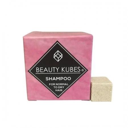 Шампоан за суха и нормална коса Beauty Kubes