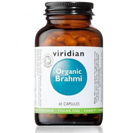 Органично Брахми – 60 капсули