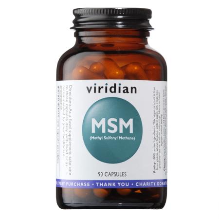 MSM (Метилсулфонилметан) – 90 капсули