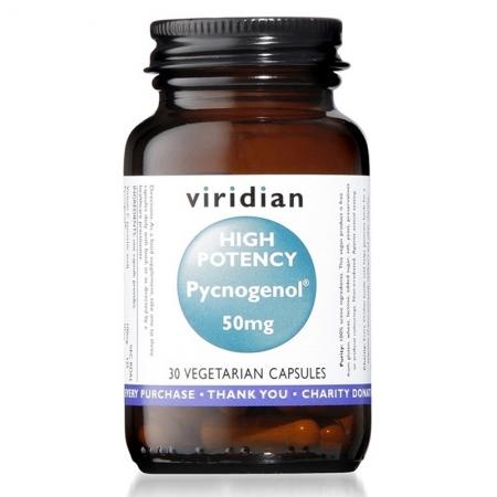 Високо потенциран Пикногенол ® - 30 капсули